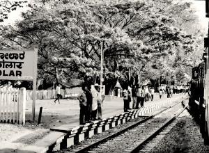 Kolar Railway station