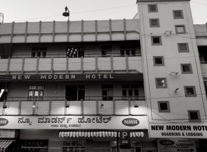 New modern hotel