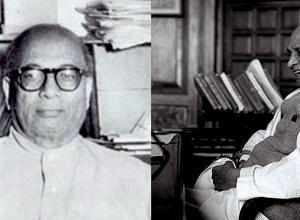 Sardar Patel and DVG