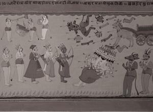 Rama and Hauman