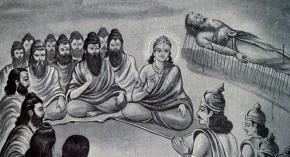 Bhishma-Parva-Yudhishtira