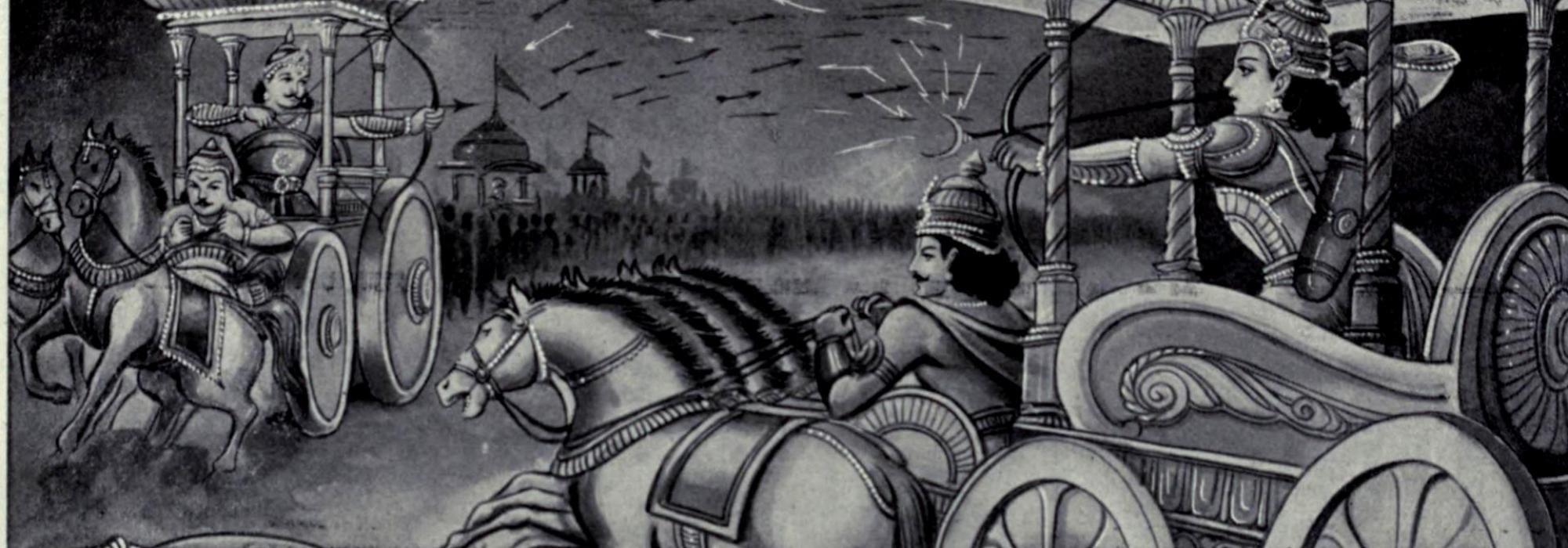 Mahābhārata – Episode 77 – Abhimanyu's Death