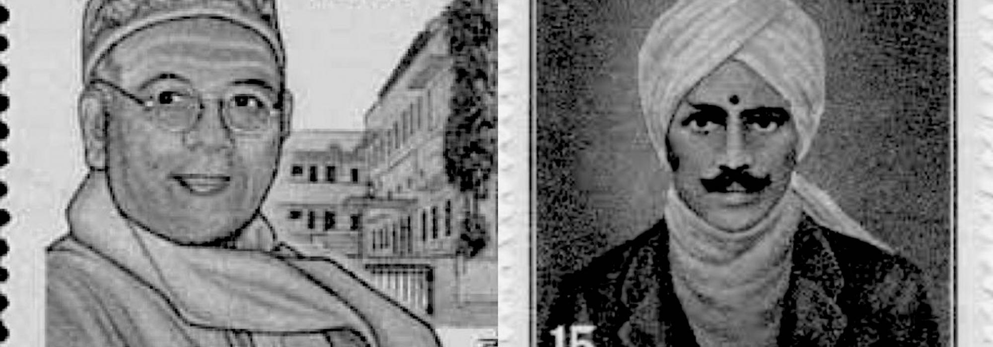 Subrahmaniya Bharati and DVG