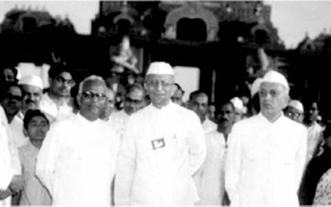Avadi Congress Session