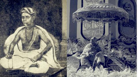dvg and tyagaraja