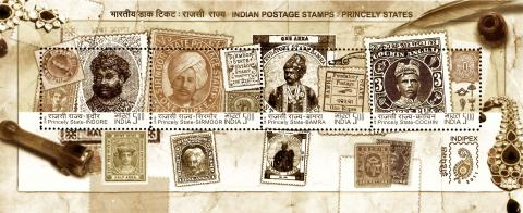 Princely States