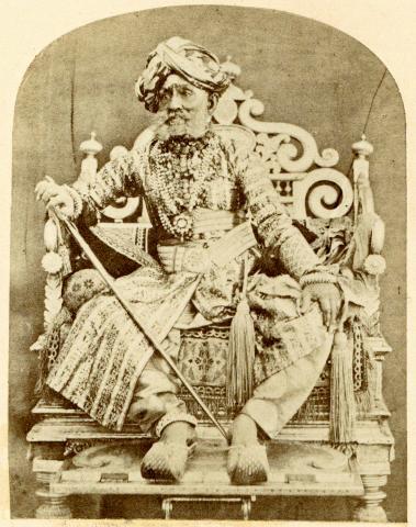 Krishnaraja_Wadiyar_III