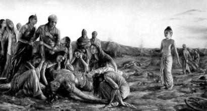 DuryodhanaLastMoments