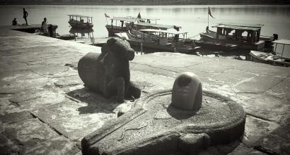Narmada Shiva Linga