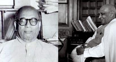 Sardar Patel and DVG