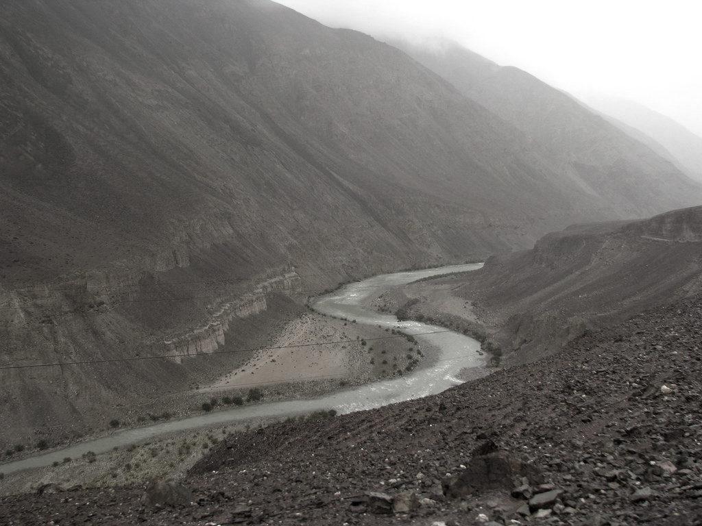 River Sindhu, Ladakh