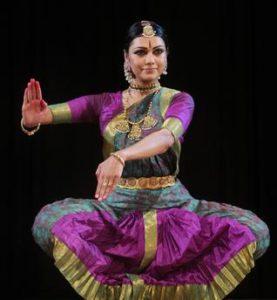 Bharatanatyam (Sadir) costume