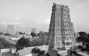 Meenakshi Temple at Madhurai