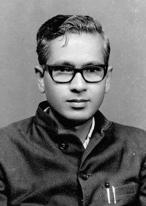 Prof. T.V. Venkatachala Sastry. Image Courtesy: Wikipedia
