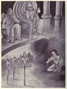 Sage Māṇḍavya